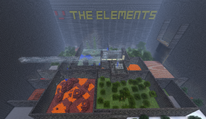 İndir The Elements için Minecraft 1.3.2