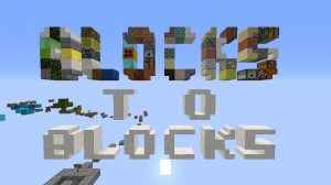 İndir Blocks to Blocks için Minecraft 1.12.1