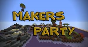 İndir Makers Party için Minecraft 1.11